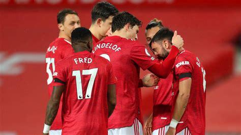 Première victoire à domicile pour Manchester United ...