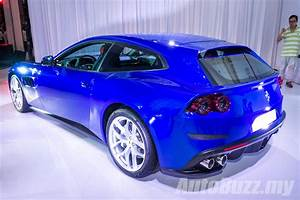 Ferrari Gtc4 Lusso : 2016 ferrari gtc4 lusso t arrives in malaysia priced from mil before taxes ~ Maxctalentgroup.com Avis de Voitures