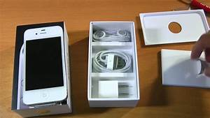iphone 4 unboxing nederlands