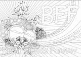Bff Coloring Pages Printable Teenage Teens Adult Colorings Words Books Bffs Colouring Series Sheets Friends Adults Friend Detailed Drawings Teenagers sketch template