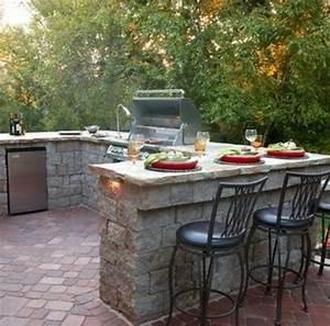 Küche Aus Europaletten : outdoor kueche kochen freien planung design ~ Whattoseeinmadrid.com Haus und Dekorationen