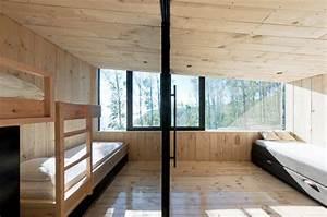 Diseño de casa moderna de dos pisos con planos Construye Hogar