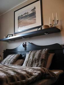 Bett Mit Ablage : schlafzimmer 39 kuschelzimmer 39 bowling s home zimmerschau ~ Eleganceandgraceweddings.com Haus und Dekorationen