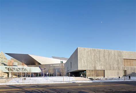 clyfford  museum architect magazine