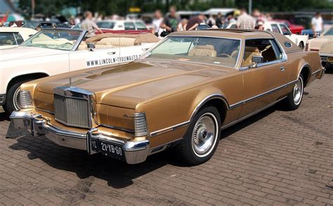 lincoln continental lincoln continental mark iv wikipedia
