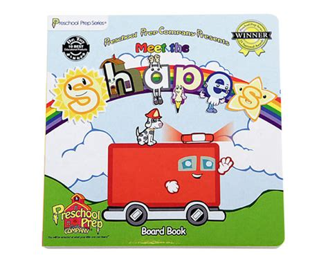 preschool prep shapes preschool prep meet the shapes best 449 | shapes board large 02