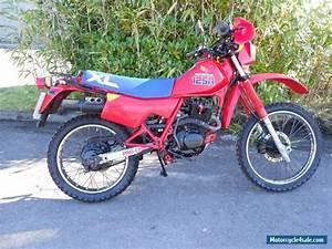 Honda Xl 125 : 1988 honda xl125 r f for sale in united kingdom ~ Medecine-chirurgie-esthetiques.com Avis de Voitures