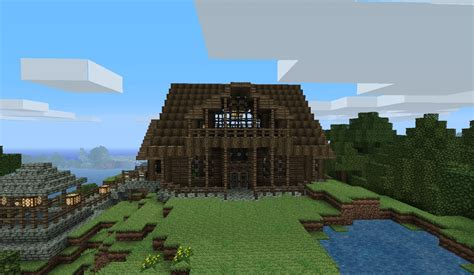 Cabin Minecraft Pin Minecraft Cabin Blueprints Pictures On Pinterest