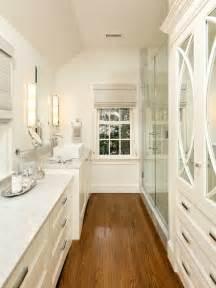 Galley Bathroom Designs Wood Flooring Bath Design Bathroom Ideas
