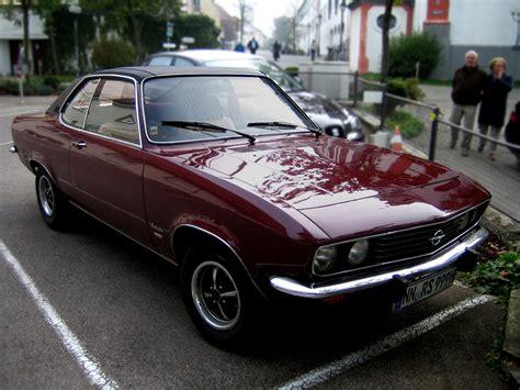 Opel Manta by Opel Manta Wikip 233 Dia