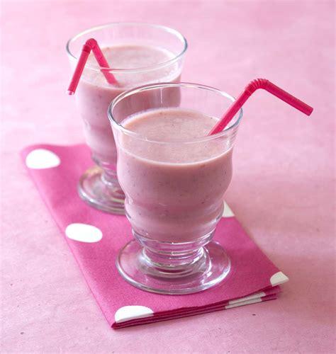 recette cuisine tv milkshake à la fraise les meilleures recettes de cuisine d 39 ôdélices