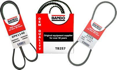 product spotlight bando serpentine  belts  timing