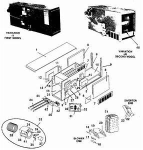 Rheem Model Gvc Furnace  Heater  Gas Genuine Parts