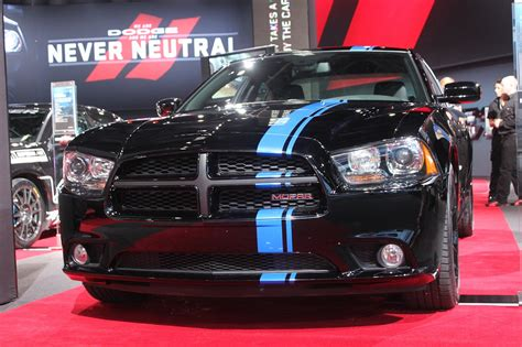 Mopar 2011 Dodge Charger At The 2011 New York Auto Show