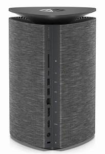 Look Out Alexa HPs New Tabletop PC Featuring Microsoft