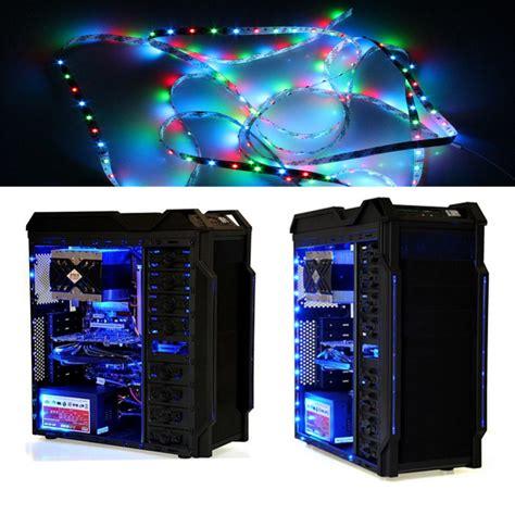 computer led light strips home decoration fof computer tv ktv theatre usb port rgb