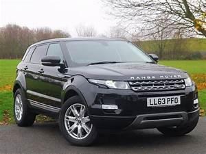 Range Rover Evoque Sd4 : used 2013 land rover range rover evoque 2 2 sd4 pure tech ~ Gottalentnigeria.com Avis de Voitures