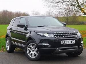 Range Rover Evoque Sd4 : used 2013 land rover range rover evoque 2 2 sd4 pure tech 4x4 5dr for sale in croydon pistonheads ~ Medecine-chirurgie-esthetiques.com Avis de Voitures