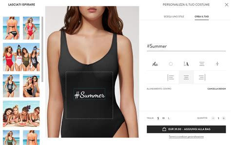 costumi da bagno personalizzati i costumi personalizzati di calzedonia vogue it