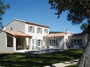 dependances attenantes de cote maison provence With charming couleur facade maison provencale 4 maison provencale moderne