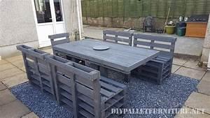 Garten Lounge Mobel Paletten Raum Und Mbeldesign
