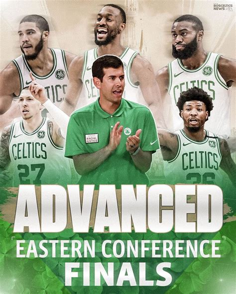 THE BOSTON CELTICS ARE HEADED BACK TO THE EASTERN ...
