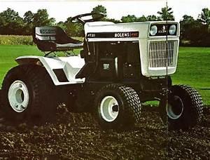 Bolens 2389 Ht 20  Pdf Large Frame Tractor Service  Shop