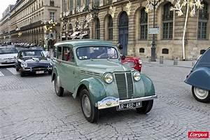 Cote Voiture Ancienne : interdictions des voitures anciennes paris le point sur le sujet photo 3 l 39 argus ~ Gottalentnigeria.com Avis de Voitures