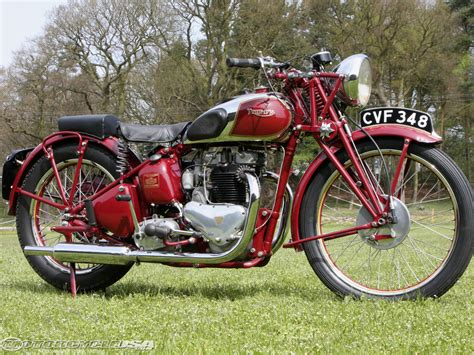Triumph Speed 1938 by Memorable Motorcycles 1938 Triumph Speedtwin Photos