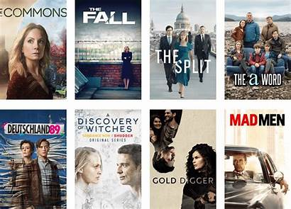 Acclaimed Shows Drama Amc Exclusives Anticipated Demand