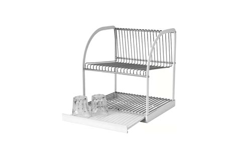 easy pieces countertop dish drainers  organized home
