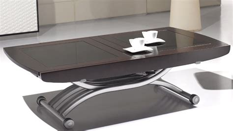 Table Basse Relevable Transformable Ikea
