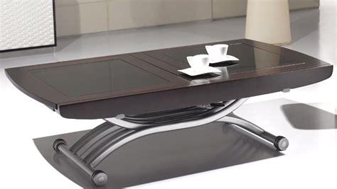 table basse convertible table a manger ezooq