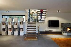 Split Level Haus Grundriss : revitalisierung eines einfamilienhauses aus den 70er jahren architekturobjekte ~ Markanthonyermac.com Haus und Dekorationen
