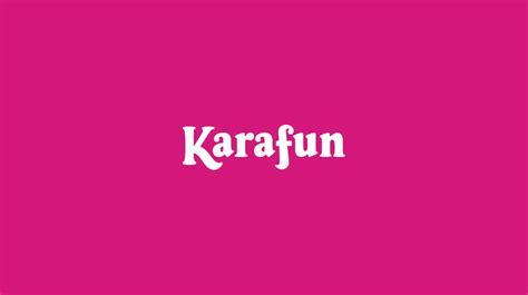 Karafun Got A Makeover!  Blog Karafun
