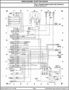 Honda Civic Lx 1990 Diagram  U2013 Circuit Wiring Diagrams