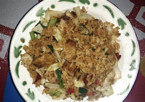 nasi goreng terasi resep nasi goreng terasi oleh chosy putri pradana cookpad