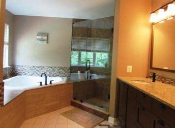 design build bathroom remodel  frederick talon