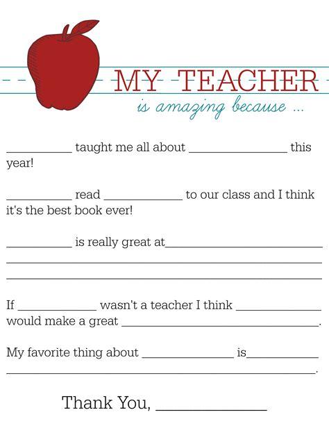 all about my teacher scholastic parents