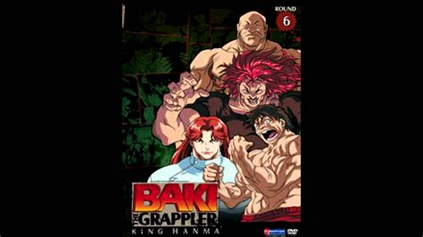 grappler baki anime hd baki the grappler anime descargar