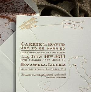 vintage inspired invitations for a destination wedding in With wedding invitations wording in italian