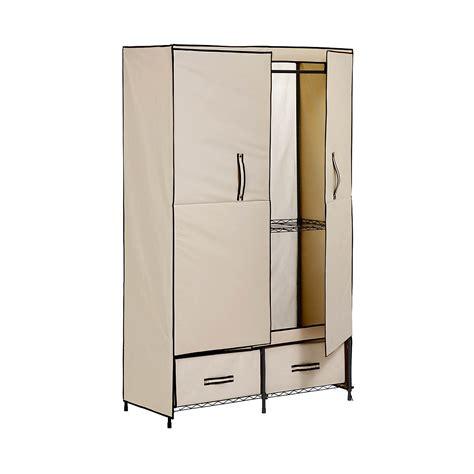 honey can do door storage closet bloomingdale s