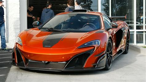 Mclaren Mso Hs by One Of The 1st Mclaren Mso Hs In America