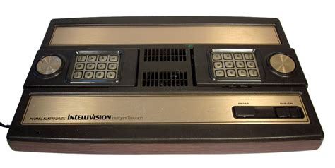 mattel console mattel electronics intellivision was one of the