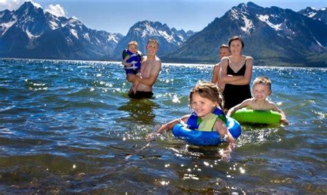 jackson wyoming hole grand teton park national lake vacation vacations swimming things wy activities fun istockphoto jacksonholenet