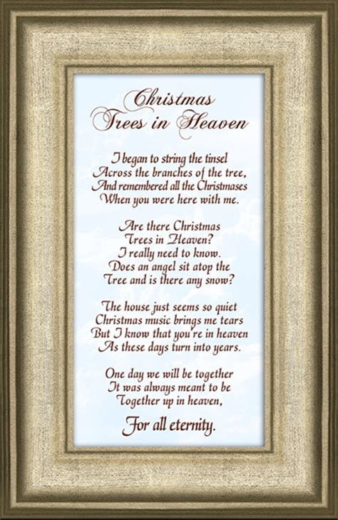 bereavement christmas poem festival collections