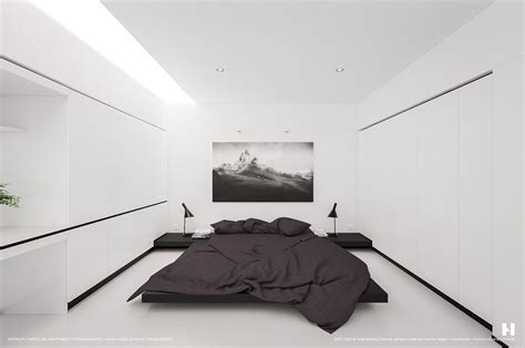 Serenely Minimalist Bedrooms To Help You Embrace Simple