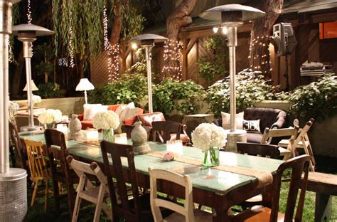 Shabby Chic Wedding Decor Outdoor Wedding Ideas Home
