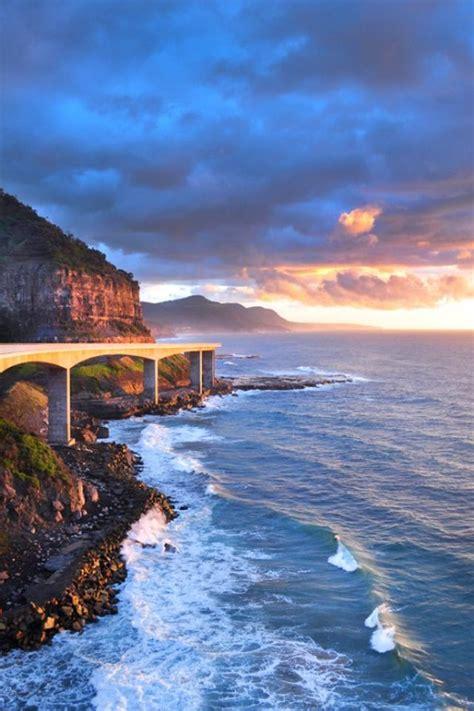 Sea Cliff Bridge Northern Illawarra New South Wales