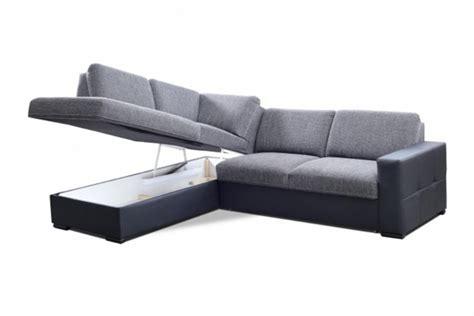 chambre design gris canapé d 39 angle convertible armando design